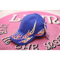 RACING CAP  BLUE
