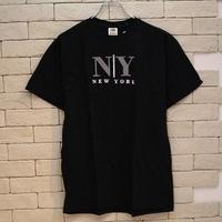 NEW YORK T-SHIRTS BLACK