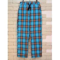 CHECK E-Z PANTS  BLUE