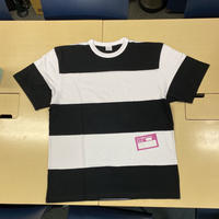 Pass Tシャツ(ボーダー)
