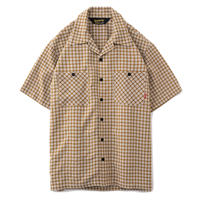 2020春夏新作BLUCO予約スタート!SEERSUCKER WORK SHIRTS S/S-OL-108S-020