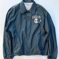 80s/NFL DALLAS COWBOYS コーチジャケット/XL