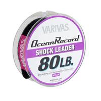 Ocean Record SHOCK LEADER 60LB. 70LB. 80LB.