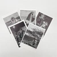 岡上淑子ポストカードセット2