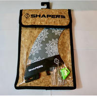 """【SHAPERS】シェイパーズ FCSII Asher Pacey 5.79"""" Twin fin"""