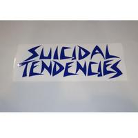 【SUICIDALTENDENCIES】スーサイダルテンデンシーズ スケート ステッカー
