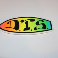 【D.T.S】ステッカー