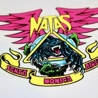【NATAS】ナタス ステッカー