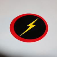 【LIGHTNING BOLT】ライトニングボルト ステッカー