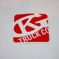 【TRUCK CO】トランク ステッカー