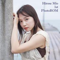 広瀬水桜  1st  Photo-Data