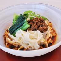 汁なし担々麺 (刀削麺4食)