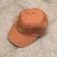大橋裕之 ×  LIVERARY 3rd EYE    CAP  キャメルブラウン