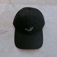 平山昌尚(HIMAA) ×  LIVERARY Extra CAP(キツネ)wh/bl