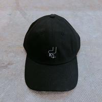 平山昌尚(HIMAA)  ×  LIVERARY Extra CAP(花) wh/bl
