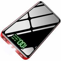 【最新版】 大容量 モバイルバッテリー 25800mAh 急速携帯充電器 2USB出力ポート  スマホバッテリー PSE認証済 iPhone/iPad/Android対応  (ブラック)