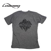 PIXEL MOUNTAIN TEE(CHARCOAL.H)