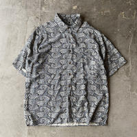 VAN HEUSEN Paisley Silk Shirts