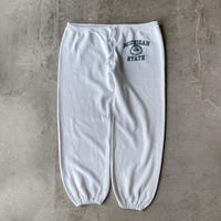 "1970s Champion Sweat Pants ""MICHIGAN STATE Univ"""