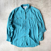 UNKNOWN Silk Shirts