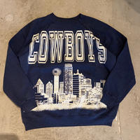 80s-90s Hanes Dallas Cowboys Raglan Sweat