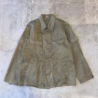 旧東ドイツ軍(NVA) 野戦服 Rain Drop Camo Shirts