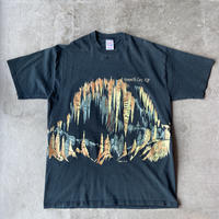 1980s JERZEES Mammoth Cave Printed Tee