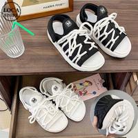 スポーツサンダル フラット スポサン 3.5cm ベルト マジックテープ 韓国ファッション レディース サンダル フラットサンダル かわいい 歩きやすい 619472931234