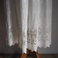 Antique Lace Skirt