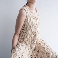vintage Yohji Yamamoto Knit Dress