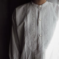antique 1900s Cotton Dress Shirt