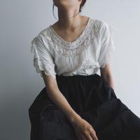 Antique Lace Cotton Dress