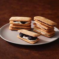 ローゲンジッツ定番のラムレーズンクッキー