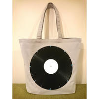 bagu canvas tote L  gray