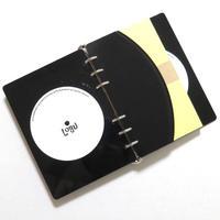 レコード ノート 手帳  Logu Recording Note アップサイクル(UP cycle)  RN-007B