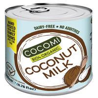 【ミトク】ココミ オーガニックココナッツミルク 200ml (9655)