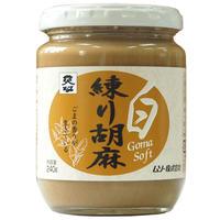 【ムソー】練り胡麻・白 240g (10656)