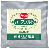 【海の精】有機ハーブソルト・詰め替え用 55g (10476)