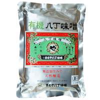 【まるや 】有機・八丁味噌(袋入) 400g (10052)