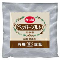 【海の精】有機ペッパーソルト・詰め替え用 55g (10475)