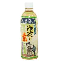 【マルアイ】麹屋甚平・浅漬の素 500ml (12017)