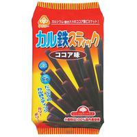 【サンコー】カル鉄スティック・ココア 115g (33037)