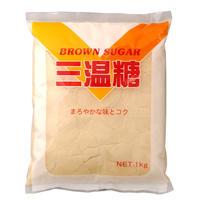 【ムソー】三温糖 1kg (10430)