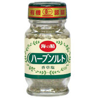 【海の精】有機ハーブソルト・ビン入 55g (10393)