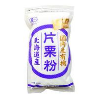 【ムソー】国内産有機片栗粉 200g (20932)