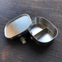 Lunchbox 《 角型 / 小 / 1段 》