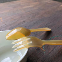 HORN Mini Spoon & Fork
