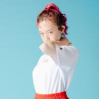 """ポスト便【残りMサイズのみ】""""飴玉包丁""""Tシャツ white"""
