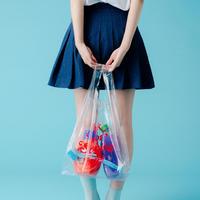 デニム2wayプリーツスカート indigo blue