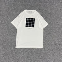 錯覚 プリントTシャツ  ユニセックス